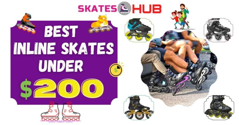 Best Inline Skates Under 200$