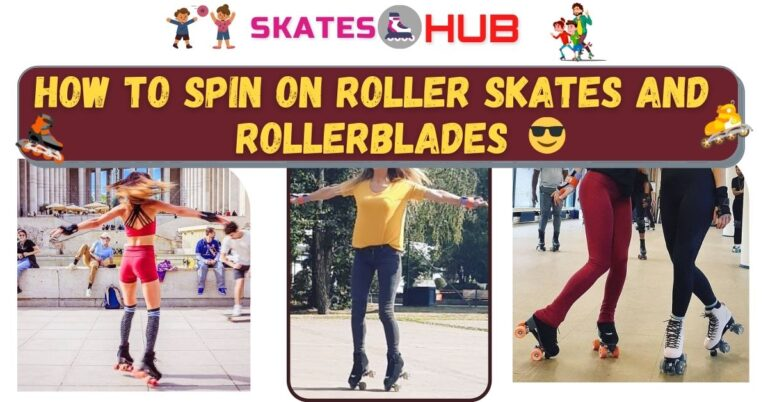 How To Spin On Roller Skates And Rollerblades