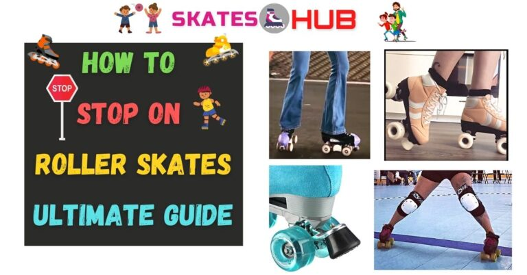 How To Stop On Roller Skates (Ultimate Guide)